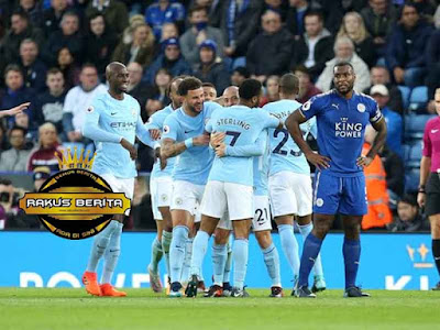 Manchester City Catat Clean Sheet Lagi Kontra Leicester City