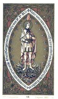 sveti Gorgonij - mučenec