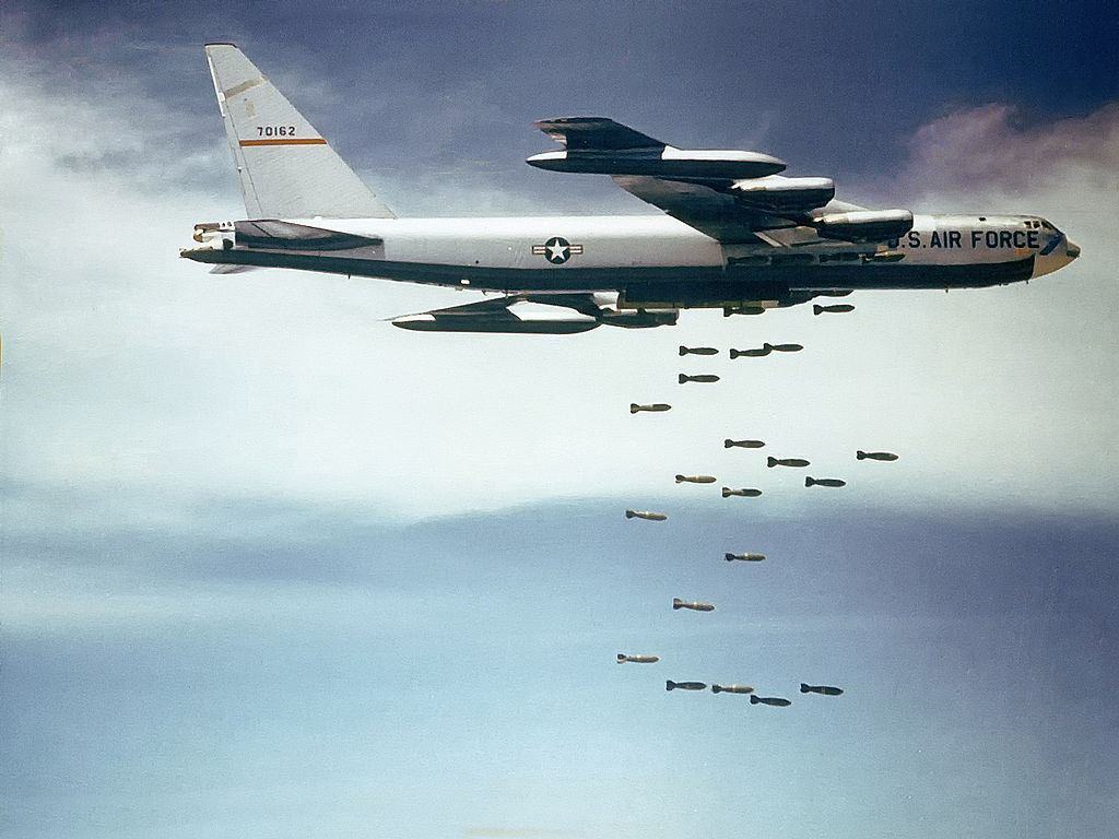 Secret Bombing of Cambodia