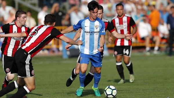 El Málaga jugará un amistoso el 4 de enero frente al Hamburgo