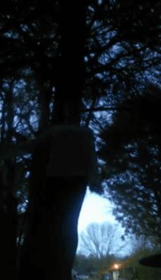 video disturbing creepy gantung diri
