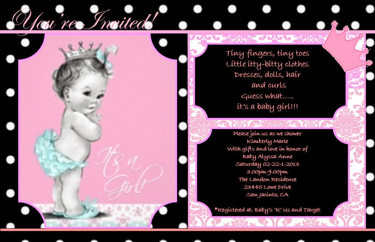 claudia u0026 39 s event creations  it u0026 39 s a girl  baby shower sample