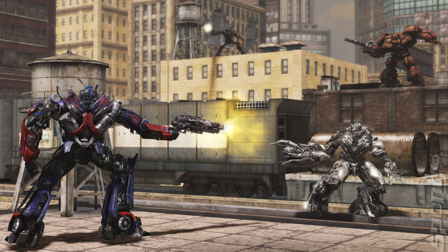Transformers Dark Of The Moon ~ Download PC Games | PC ...