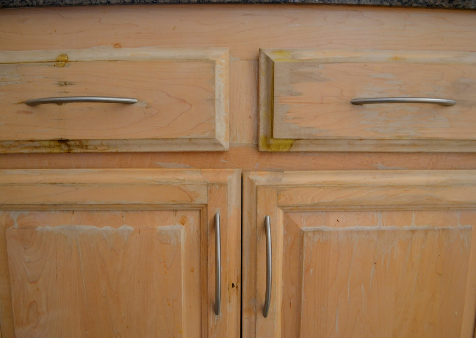 Fix Kitchen Cabinet Water Damage Www Looksisquare Com