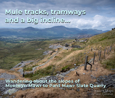 http://www.iainrobinson.online/tracks/a-walk-on-the-slopes-of-moelwyn-mawr-to-pant-mawr-slate-quarry