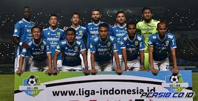 Daftar Pemain Persib Bandung 2018
