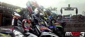 Imagem MXGP3 – The Official Motocross