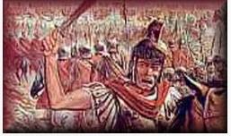 Battle Nineveh - Nahum 2:1-13