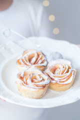 Apple roses {recipe}
