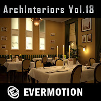 Evermotion Archinteriors vol.18 室內3D模型第18季下載