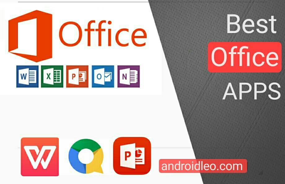 best microsoft office apps for android tablets