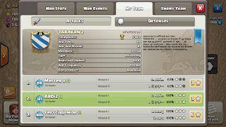 Clan TARAKAN 2 vs #9002RJG8, TARAKAN 2 Victory