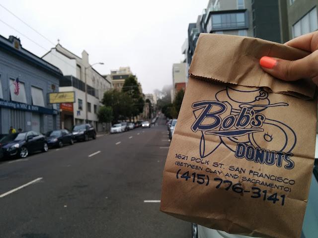 .@whatsfreshest Bob's Donuts