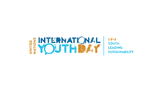 International Youth Day 2016, August 12.