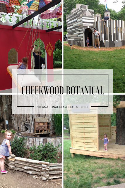 Nasvhille Trip with Kiddos - Cheekwood Botanical Gardens