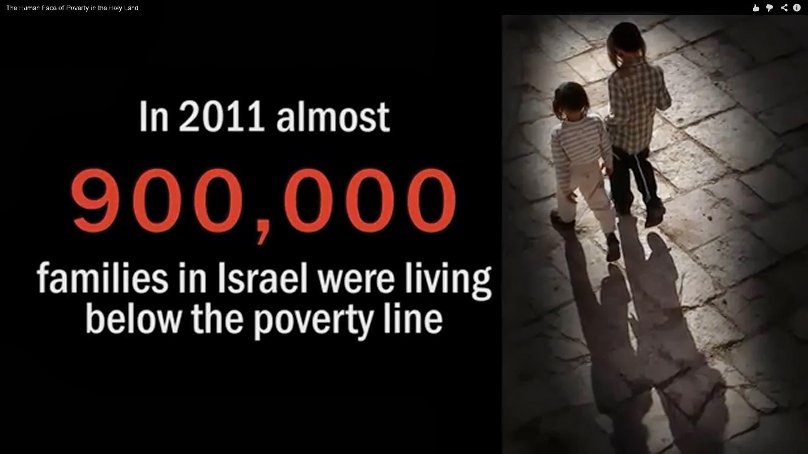 israeli poverty