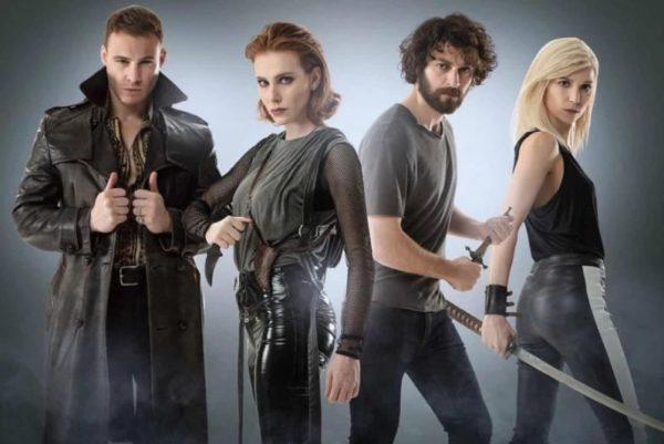 هل يستطيع مسلسل الذين لا يعيشون تكرار نجاح الحامي في  IMDB؟