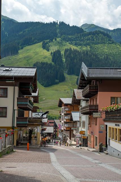 Kleberkopf und Spielberghaus  Wandern in Saalbach 15