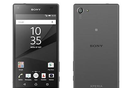 Sony Xperia Z5 Compact, Miliki Kamera 23Mp dengan Prosesor Kelas Tertinggi