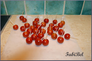 Aperitif Toffee Cherry Tomatoes