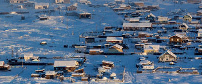Το πιο «παγωμένο χωριό» του πλανήτη. Η θερμοκρασία του αγγίζει τους - 71 βαθμούς Κελσίου
