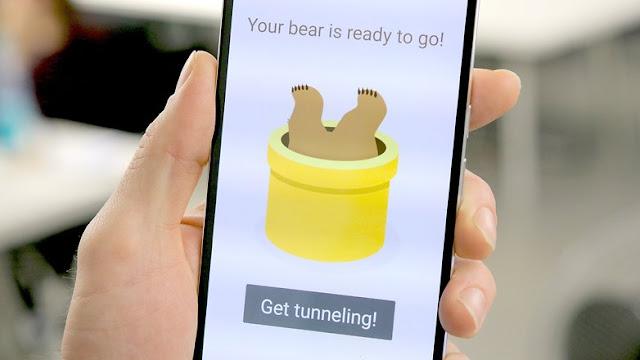 KepoinIT Nexus 6P tunnel bear vpn