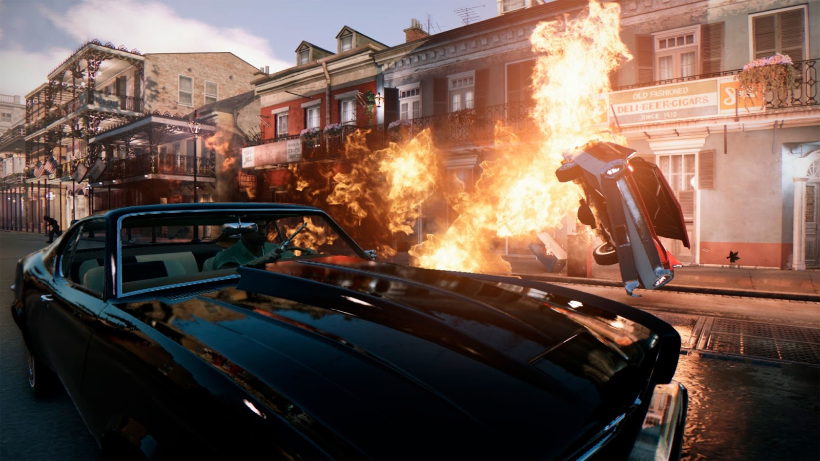 MAFIA 3 hot game hd wallpaper 1920x1080