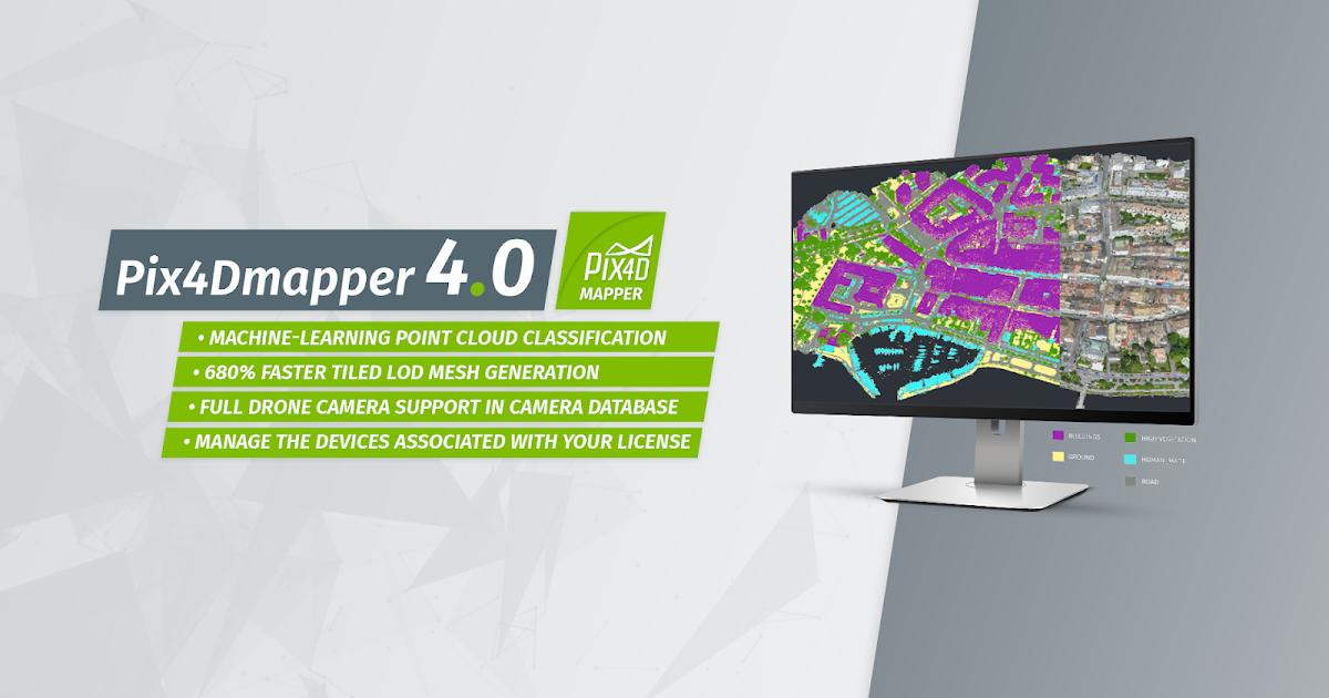 Every Day Software: Pix4Dmapper 4 2 27 Enterprise Lifetime