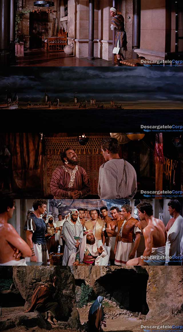 Ben-Hur (1959) HD 1080p Español Latino