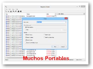 Registry Finder Portable