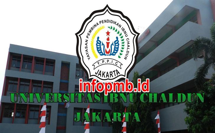 Jadwal Penerimaan Mahasiswa Baru (UIC) Universitas Ibnu Chaldun