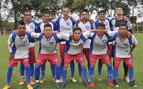 87eb2a0890 URSO lidera Regional de Futebol.