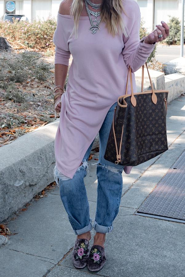 parlor girl vintage levi jeans