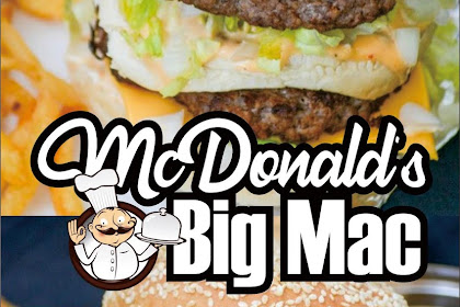 McDonald's Big Mac #Burger
