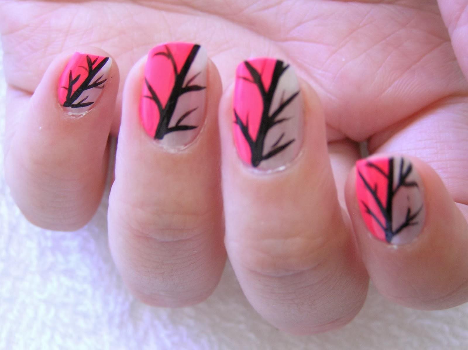 Nice Nail Art Designs Short Nails | Nail Art Ideas 101
