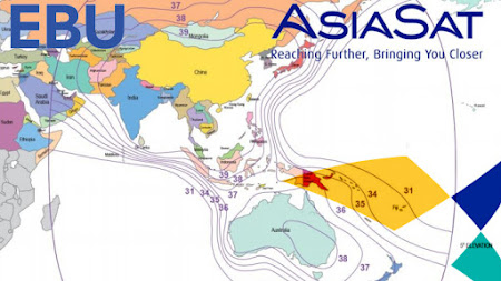 Channel pertandingan Sepak Bola UHD di Asiasat 4