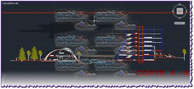 Download-AutoCAD-CAD-DWG-file-HOTEL-4-STARS-PERU-TACNA