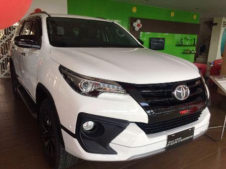 Toyota Fortuner Promo Diskon Akhir tahun 2018