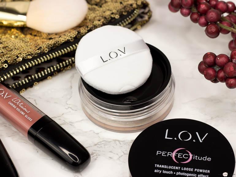 L.O.V Translucent Loose Powder Puder Drogerie Drugstore Makeup