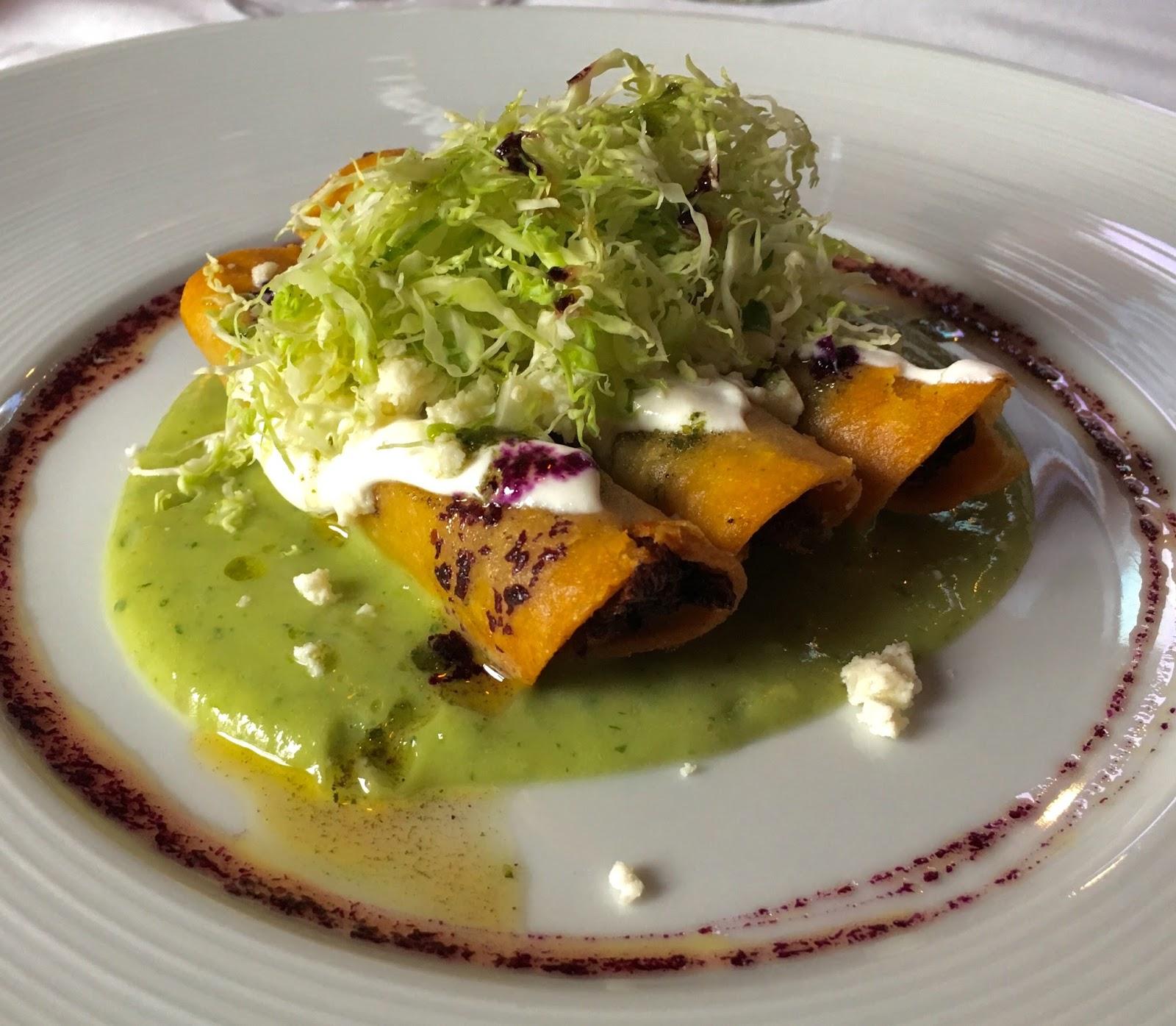 Haute Cuisine: Paloma Mexican Haute Cuisine
