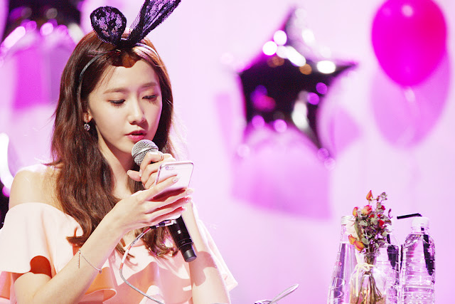 snsd yoona birthday party 2016