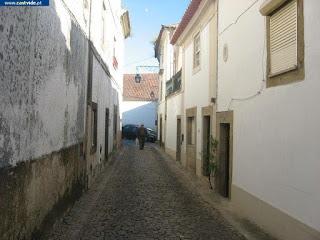 STREETS / Largo de João José le Coco, Castelo de Vide, Portugal