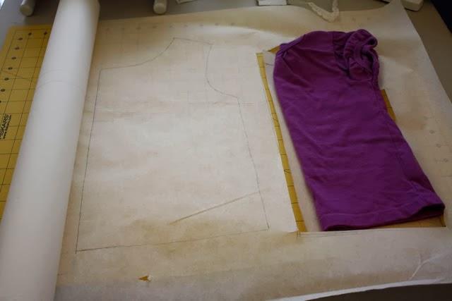 tutorial blusa de niña fácil