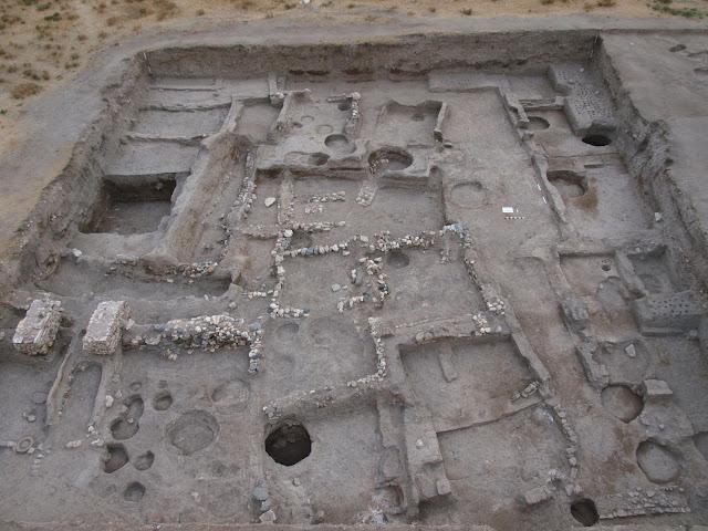 Bronze Age town being unearthed in Turkey's Eskişehir