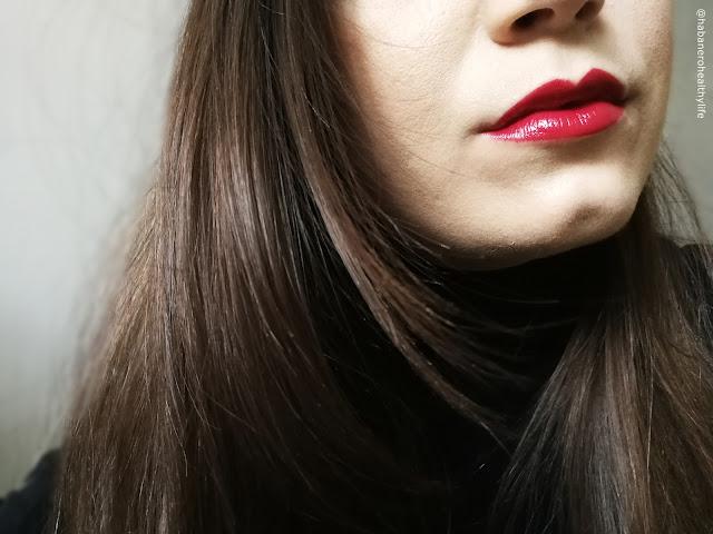 Signature di Couleur Caramel rossetto rosso