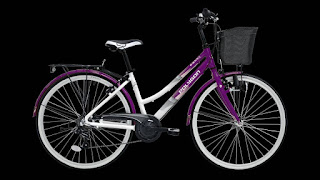 Sepeda Mini atau Citybike untuk ibu-ibu Polygon Siera Lite