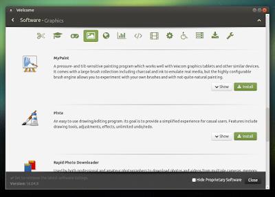 Ubuntu MATE 16.04 Xenial Xerus screenshots