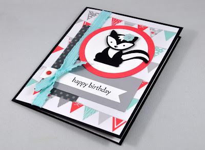 A Stinkin' Cute Birthday Card