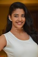 Daksha Nagarkar Cute Beauty in Sleeveless White Dress at Khwaaish Exhibition Launch 2017 ~  Exclusive 068.JPG