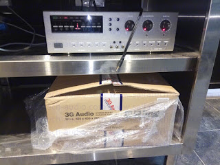 Amplifier 3G AK 3200